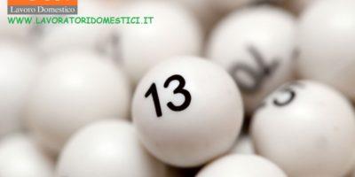 13ma Mensilità